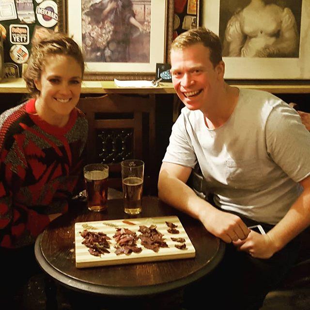 Beer and BILTONG and happy people 🥩🍻😘 #kiwi #corianderseeds  #deptford #biltongandbeer #cocktails #newbar #deptfordhighstreet #deptfordmarket #se8 #londonbiltong #biltong #deptfordmarketyard #deptfordbiltongbar #greenwich #blackheath #newcross #bigjohn #biltongboard #thelondonbiltongbar #craftbeer #cocktails #bigjohnsbiltong #bigjohnsbiltongbar #cocktailsindecanters #biltongfillet #ilovedeptford #buffalowings #beerandbiltong #macncheese #biltongseasoning