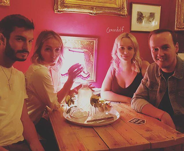 Cocktails in decanters and good friends🍹❤ #kiwi #corianderseeds  #deptford #biltongandbeer #cocktails #newbar #deptfordhighstreet #deptfordmarket #se8 #londonbiltong #biltong #deptfordmarketyard #deptfordbiltongbar #greenwich #blackheath #newcross #bigjohn #biltongboard #thelondonbiltongbar #craftbeer #cocktails #bigjohnsbiltong #bigjohnsbiltongbar #cocktailsindecanters #biltongfillet #ilovedeptford #buffalowings #beerandbiltong #macncheese #biltongseasoning