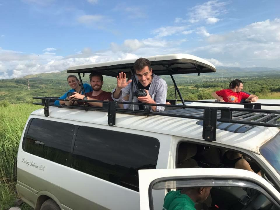 Game drive & boat safari
