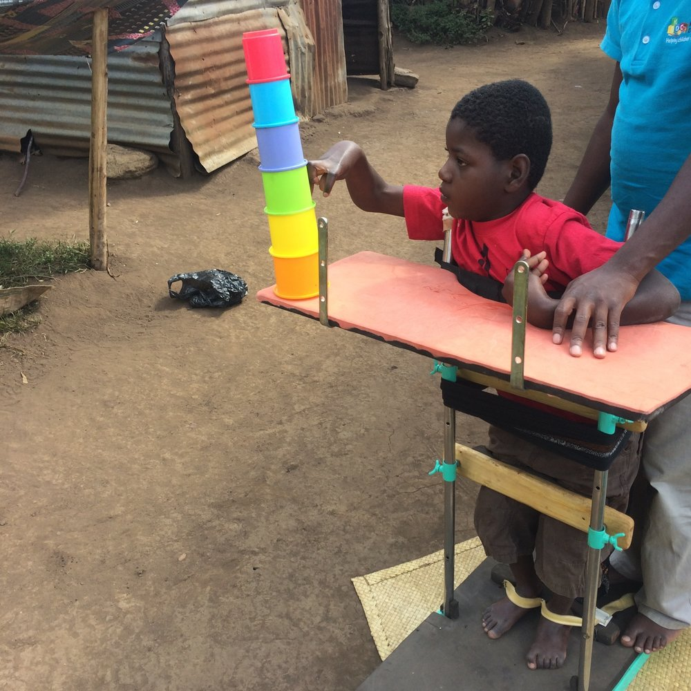Kyaninga Child Development Centre, Uganda