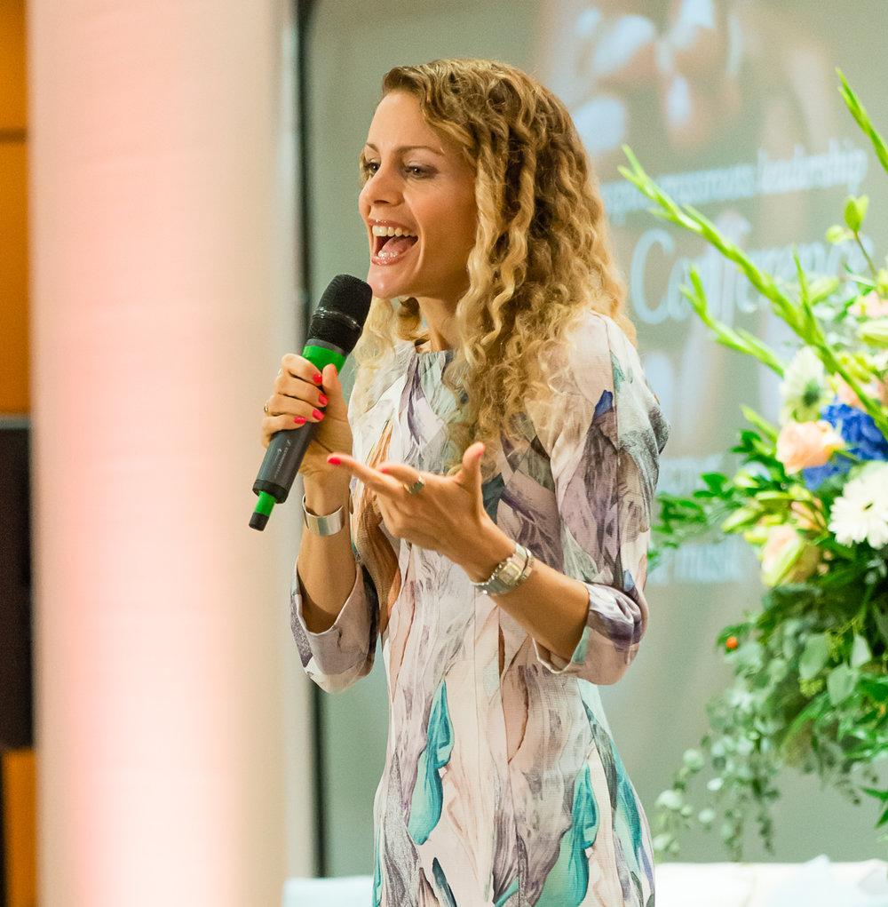Stephanie Aitken, Women's Empowerment Coach and Trainer