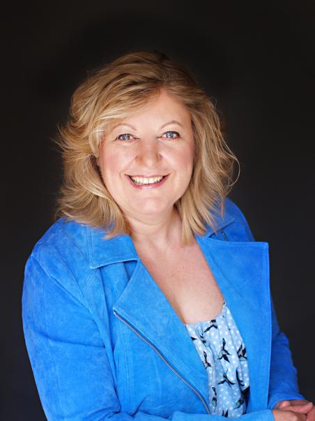 Susan Heaton-Wright, Executive Voice Coach