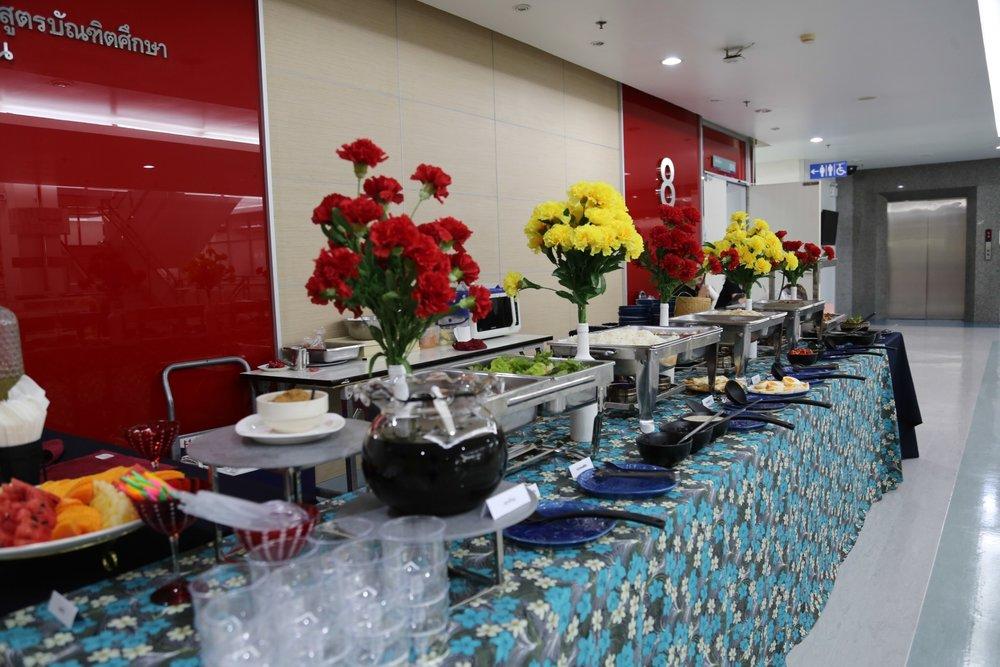 buffet set