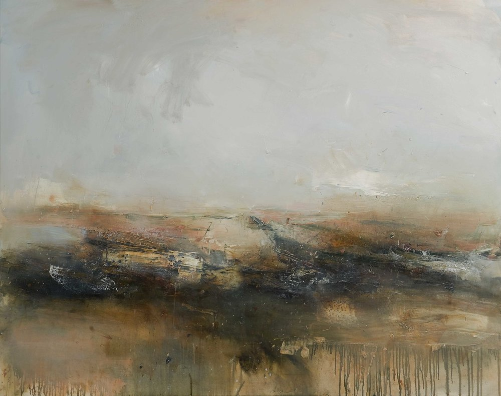 Someday 120cm x 150cm oil on canvas