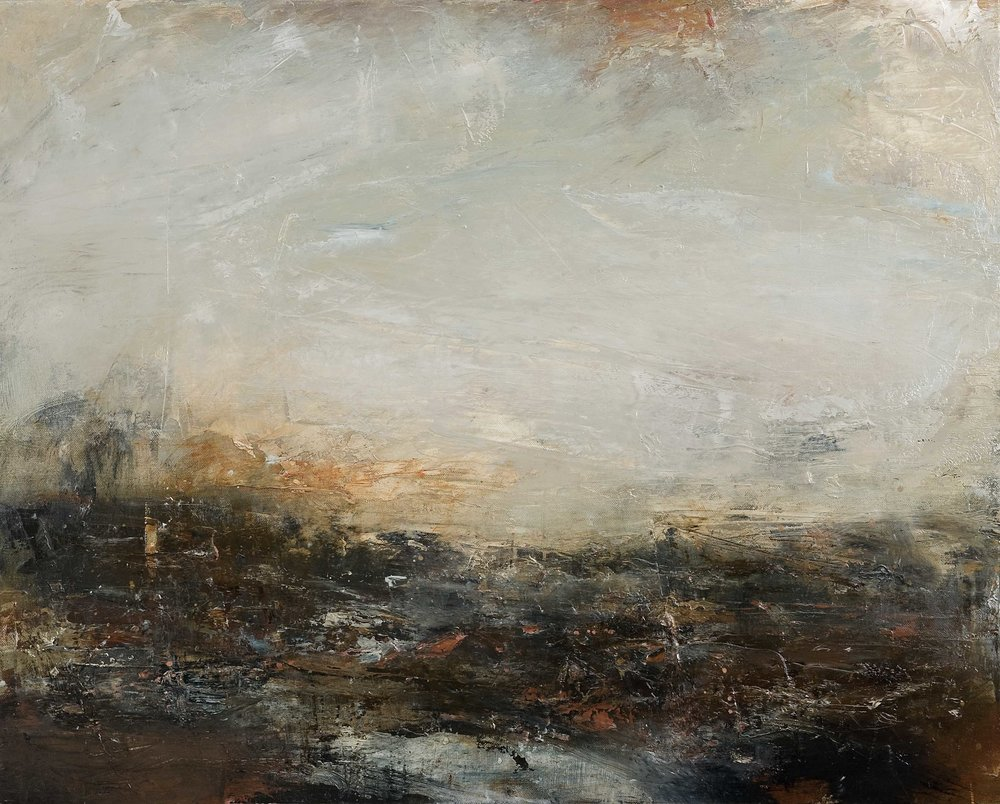 Aria 61cm x 76cm oil on canvas