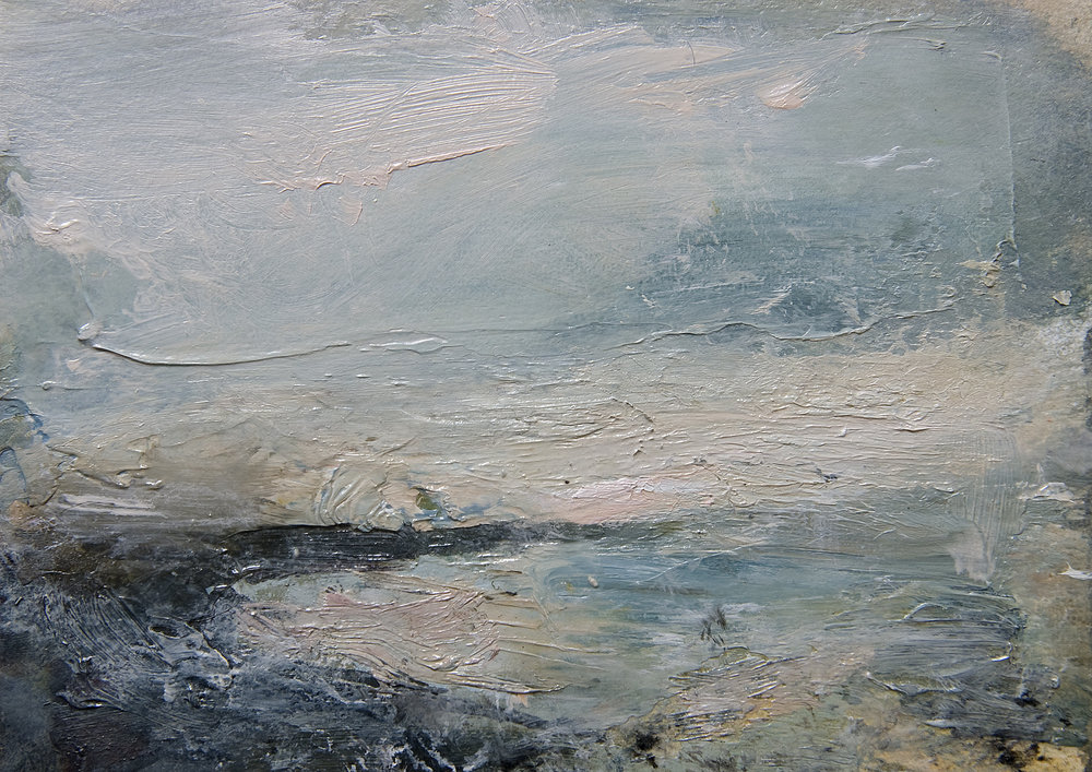 Landscape Study 174 15cm x 20cm oil on paper