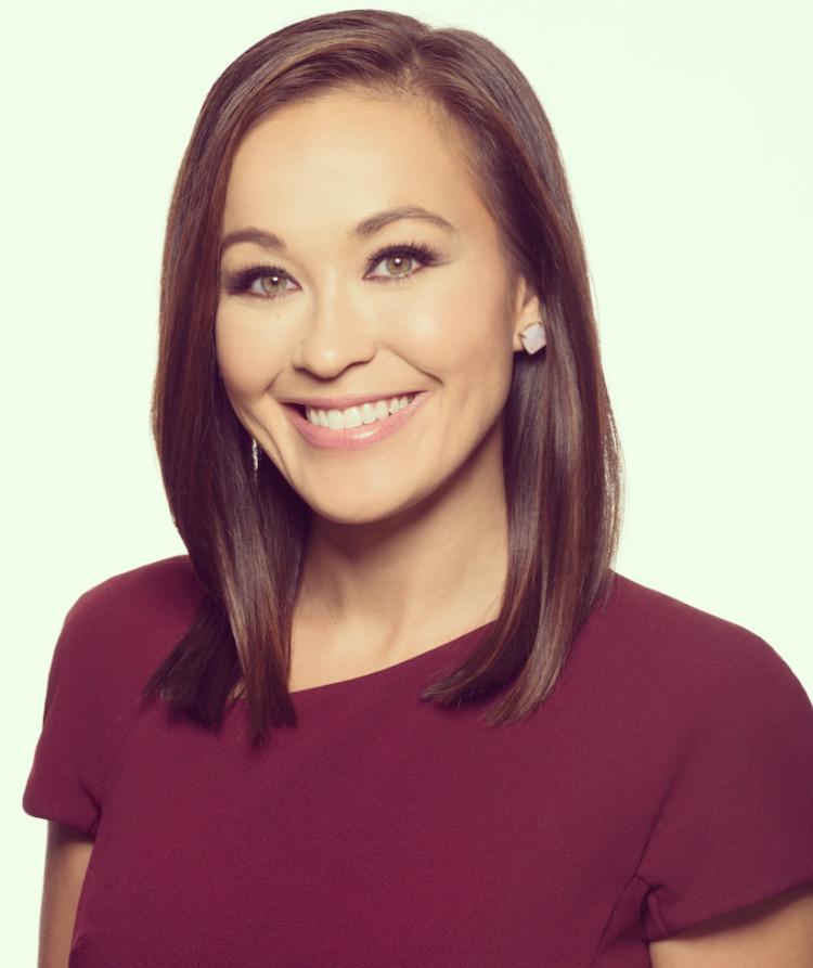 #SkinBabe Eva Pilgrim, ABC News Correspondent