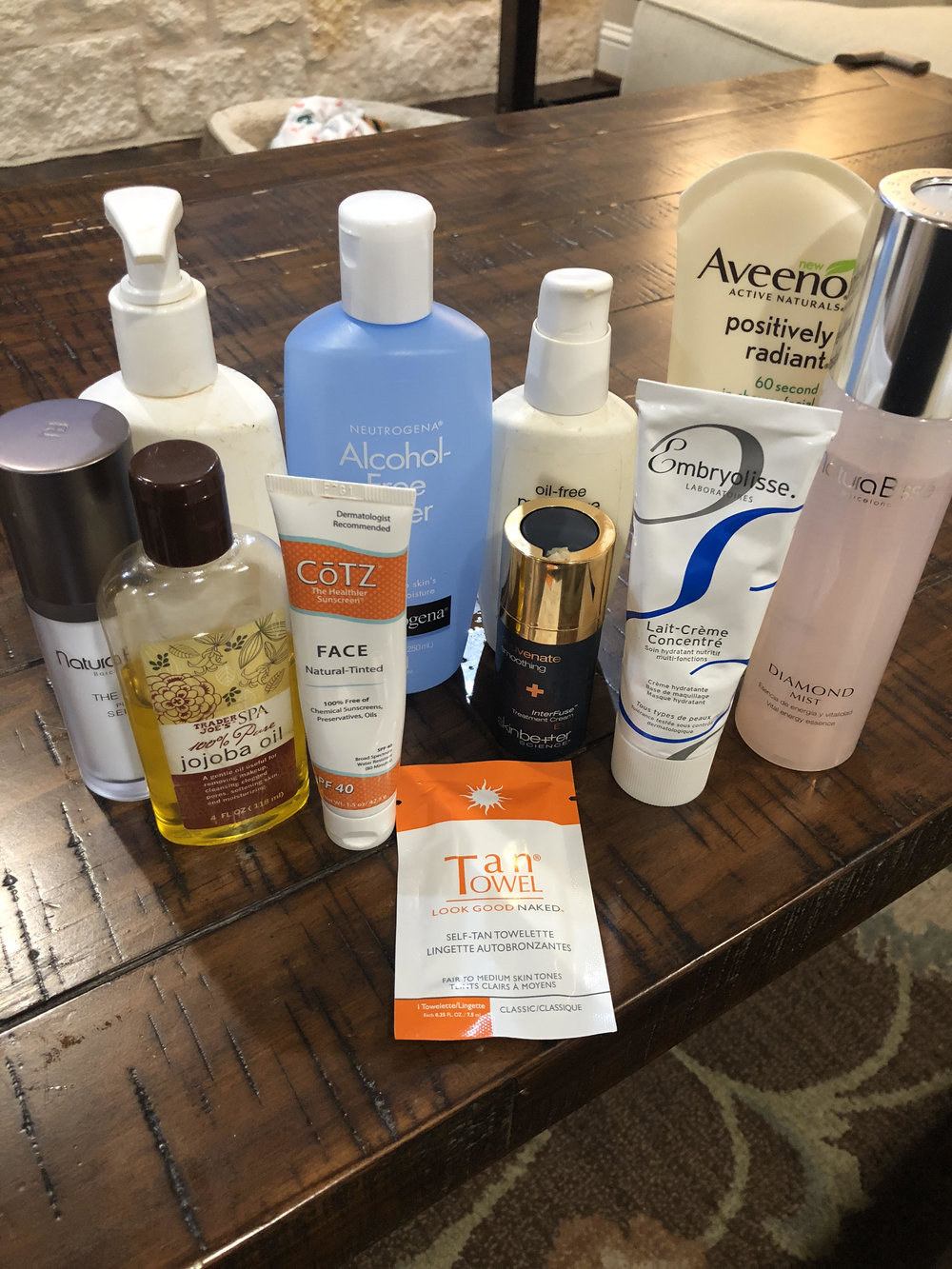 #SkinBabe Jenny Anchondo shares some of her favorite products!