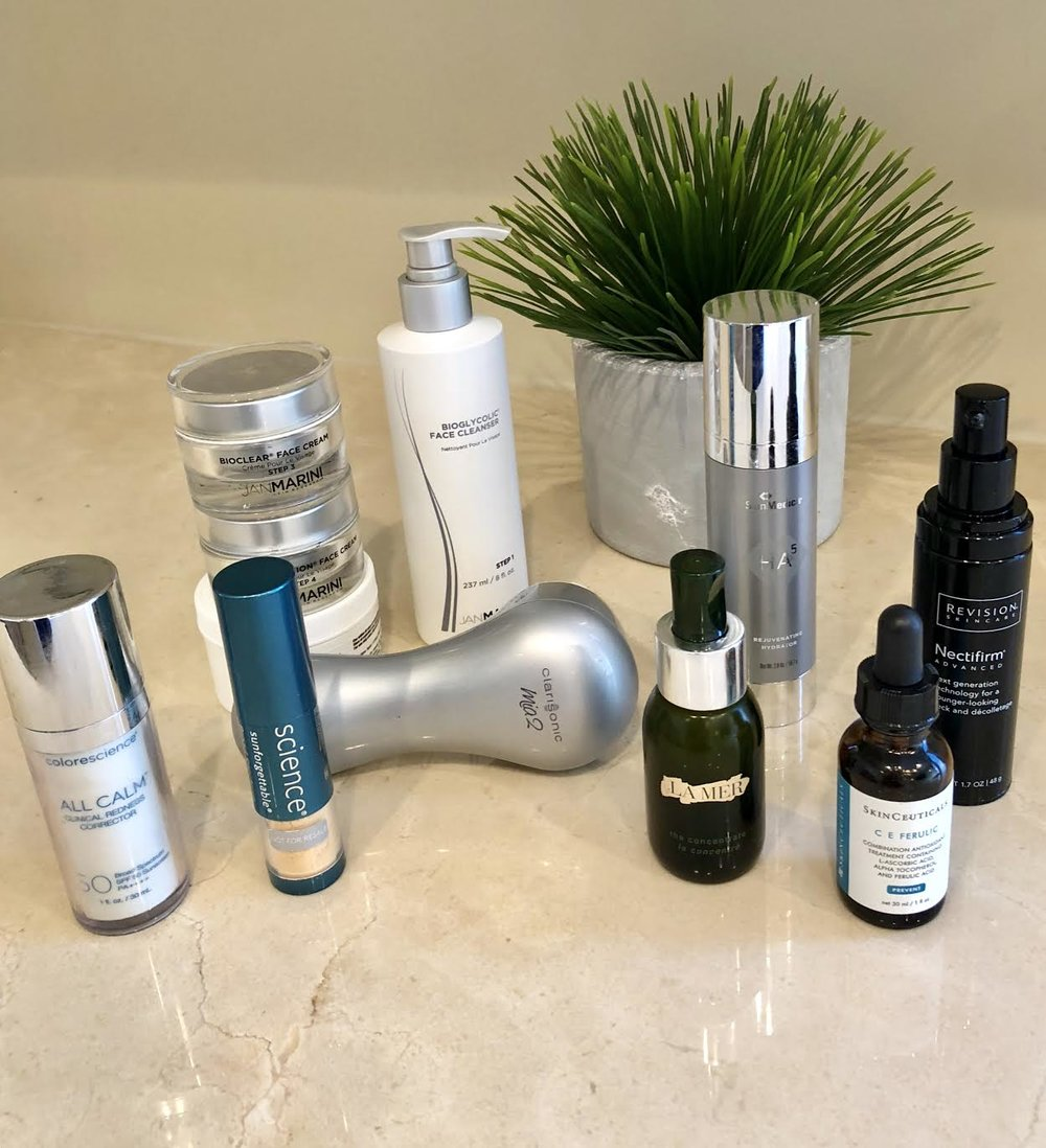 #SkinBabe Molly Boudreault shares some of her favorite products!