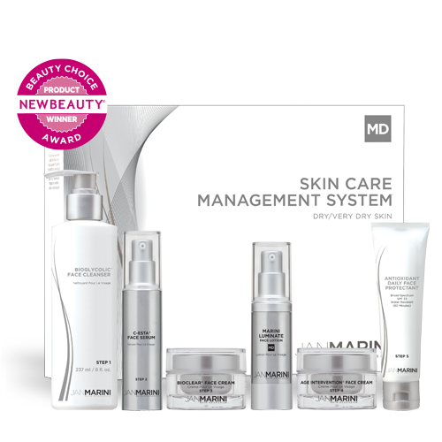 #SkinBabe Molly Boudreault sees great results with the Jan Marini Skincare Management System.