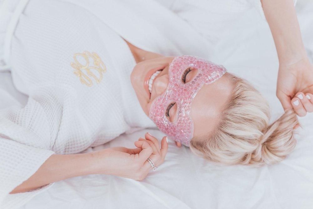 #SkinBabe Allison Jenks started Pink Lou Lou Design Studio with her friend, Dana Peddicord.