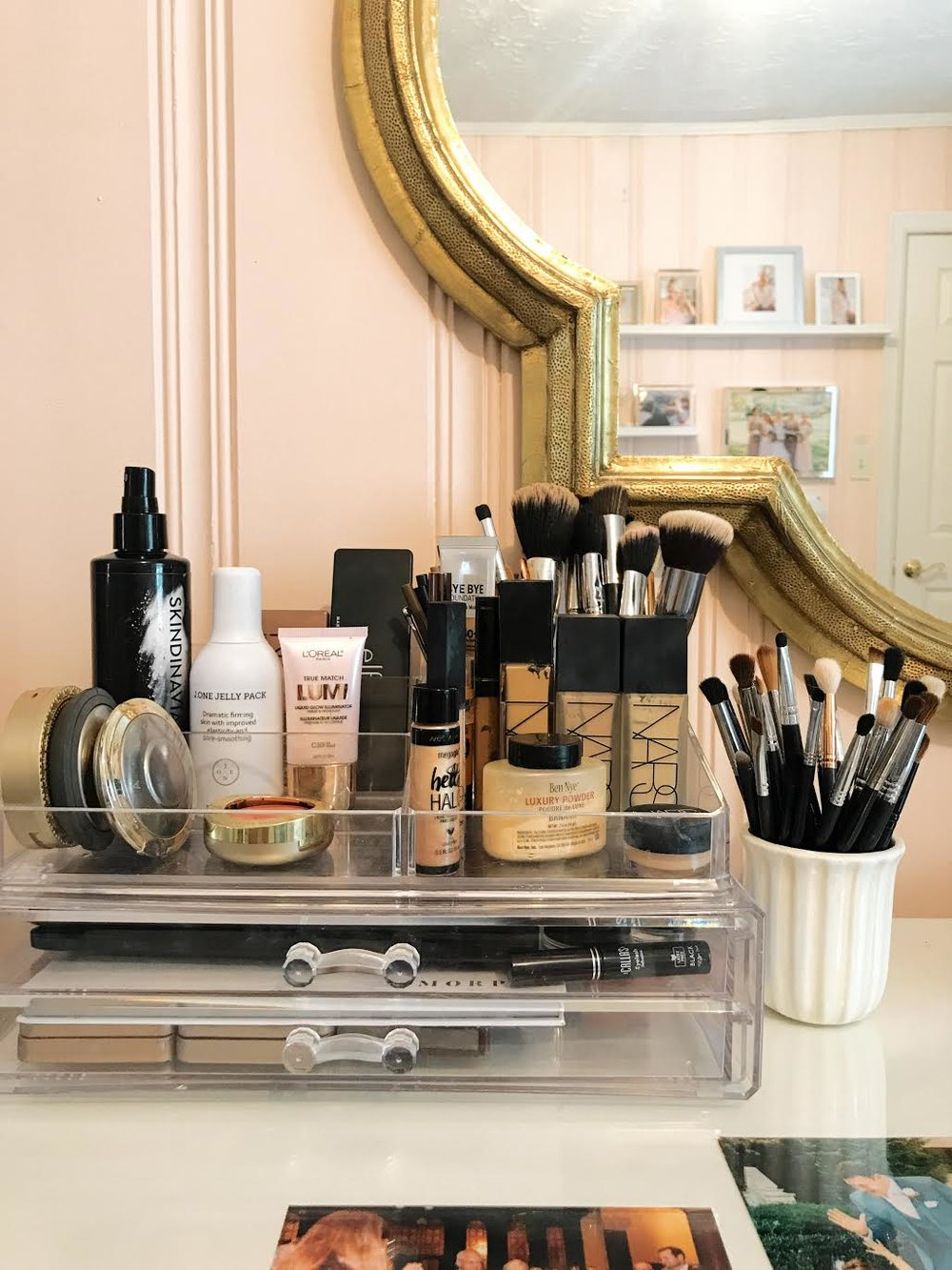 It's Skincare then Make-Up! -