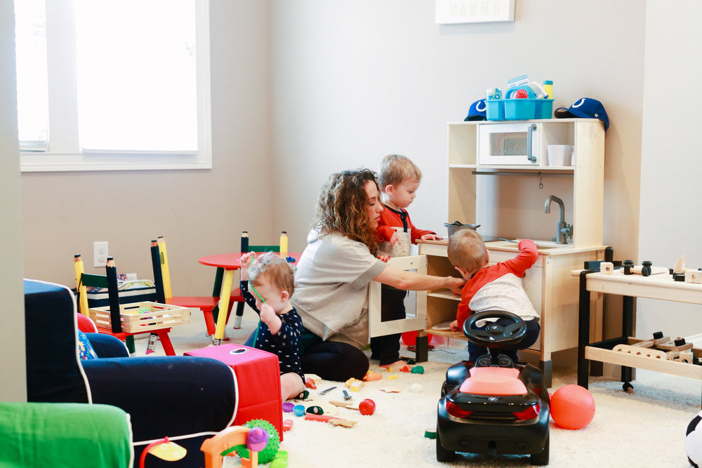 Our Playroom!