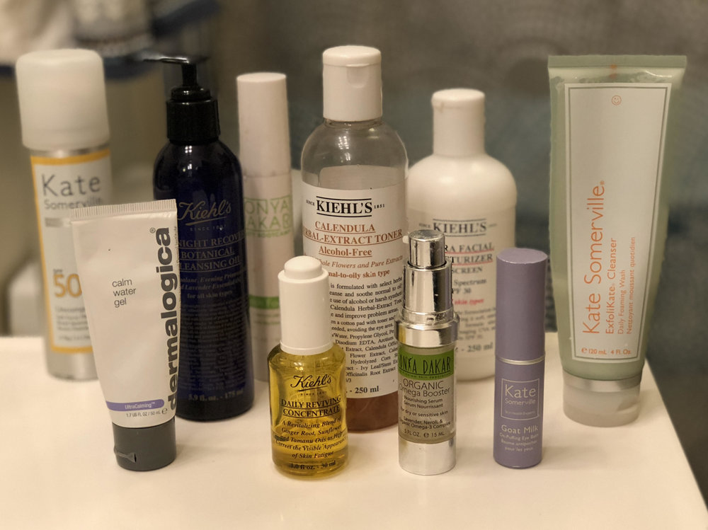 #SkinBabe Jill Irvin Burriss shares some of her favorite products!