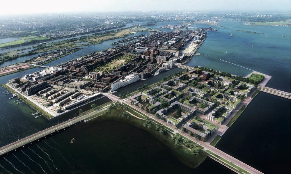 Impressie van Centrumeiland - Gemeente Amsterdam
