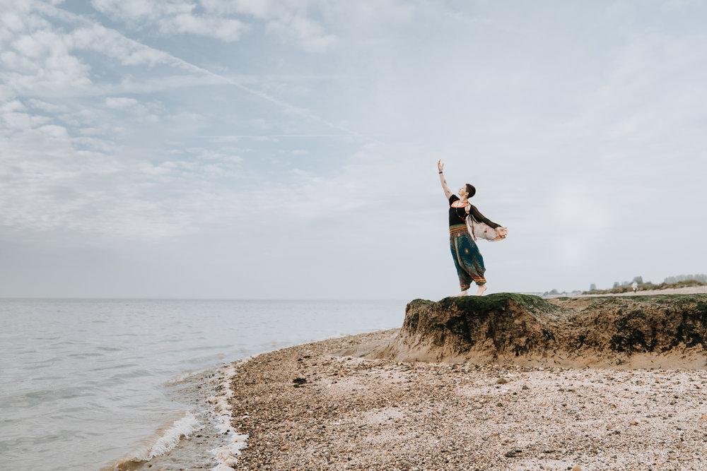 Dani - Yoga - Grace Elizabeth