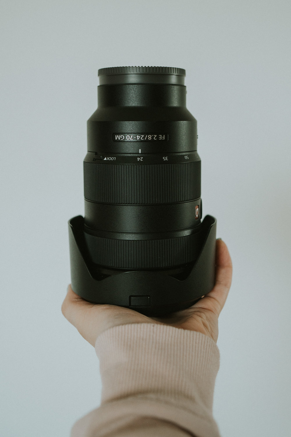 The Sony 24-70mm 2.8
