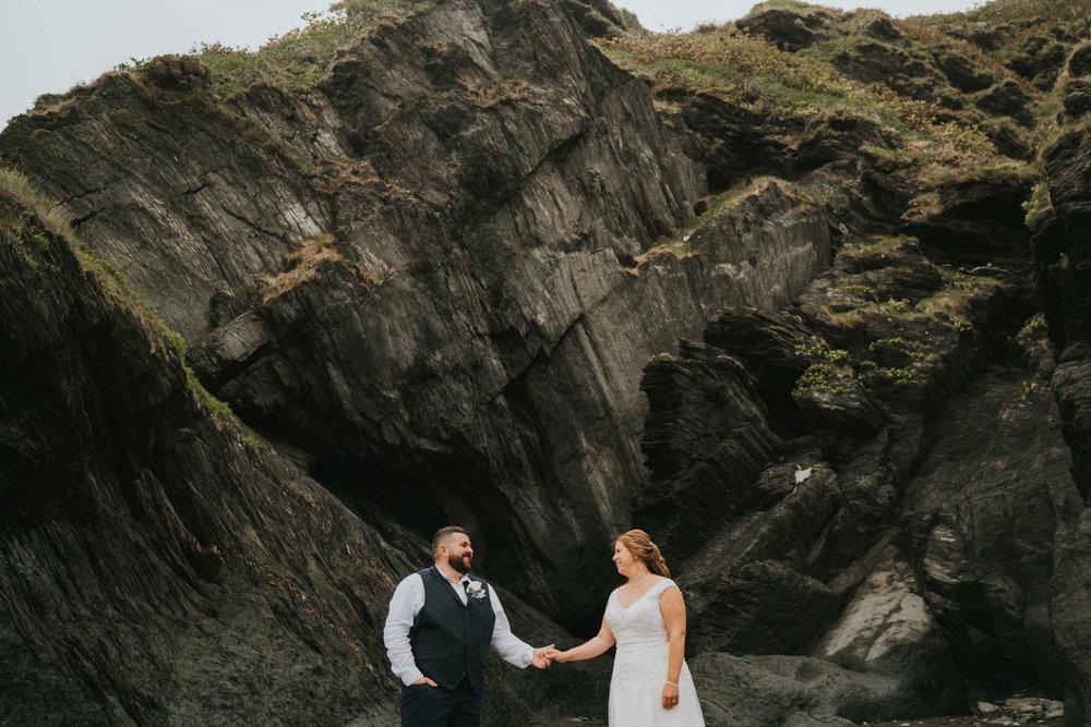 John-Amy-Tunnels-Beaches-Ilfracombe-Devon-Outdoor-Wedding-UK-Colchester-Essex-Alternative-Wedding-Photographer-Grace-Elizabeth (22 of 31).jpg