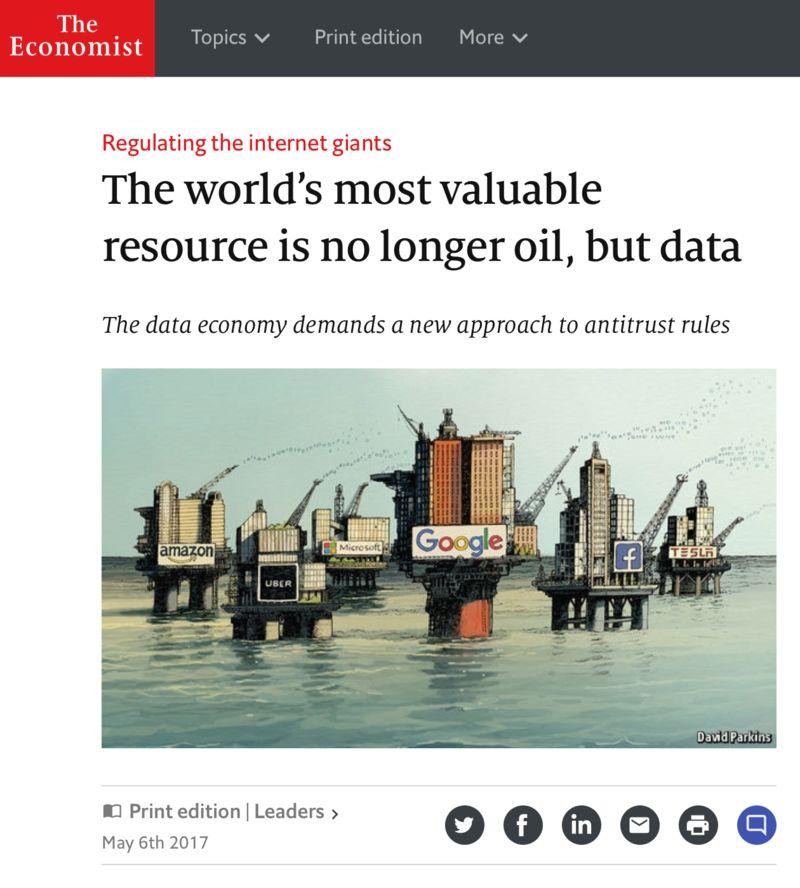 Image Credit: The Economist