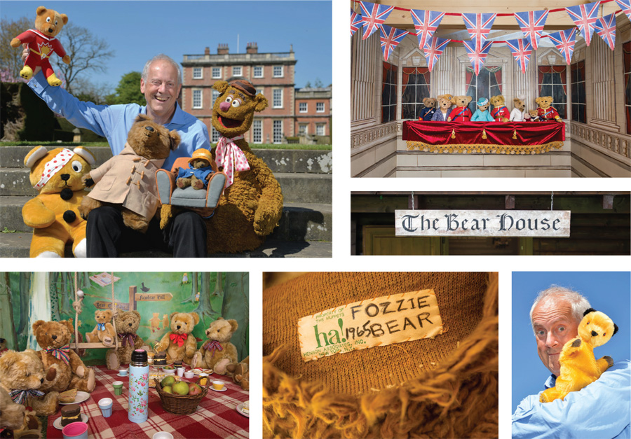 Brandreth Bears at Newby Hall -