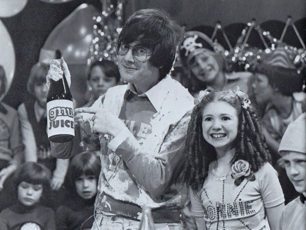 Puzzle Party, ITV, 1977
