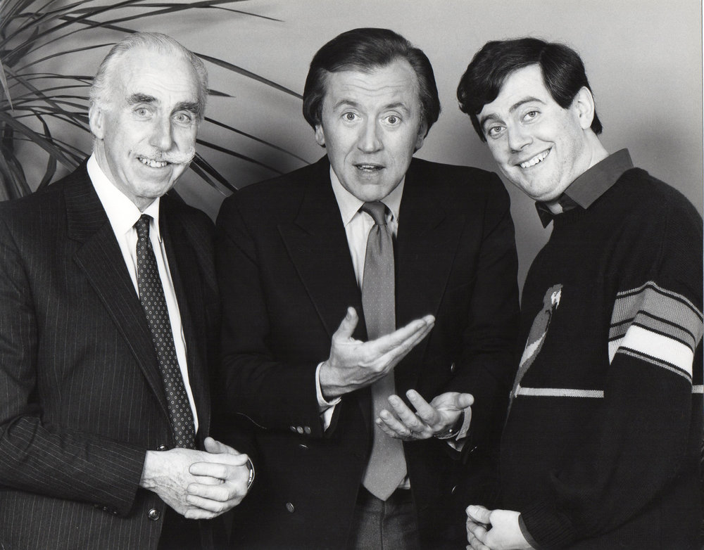 Barney Coleham, David Frost, Gyles Brandreth, Ultra Quiz, 1984