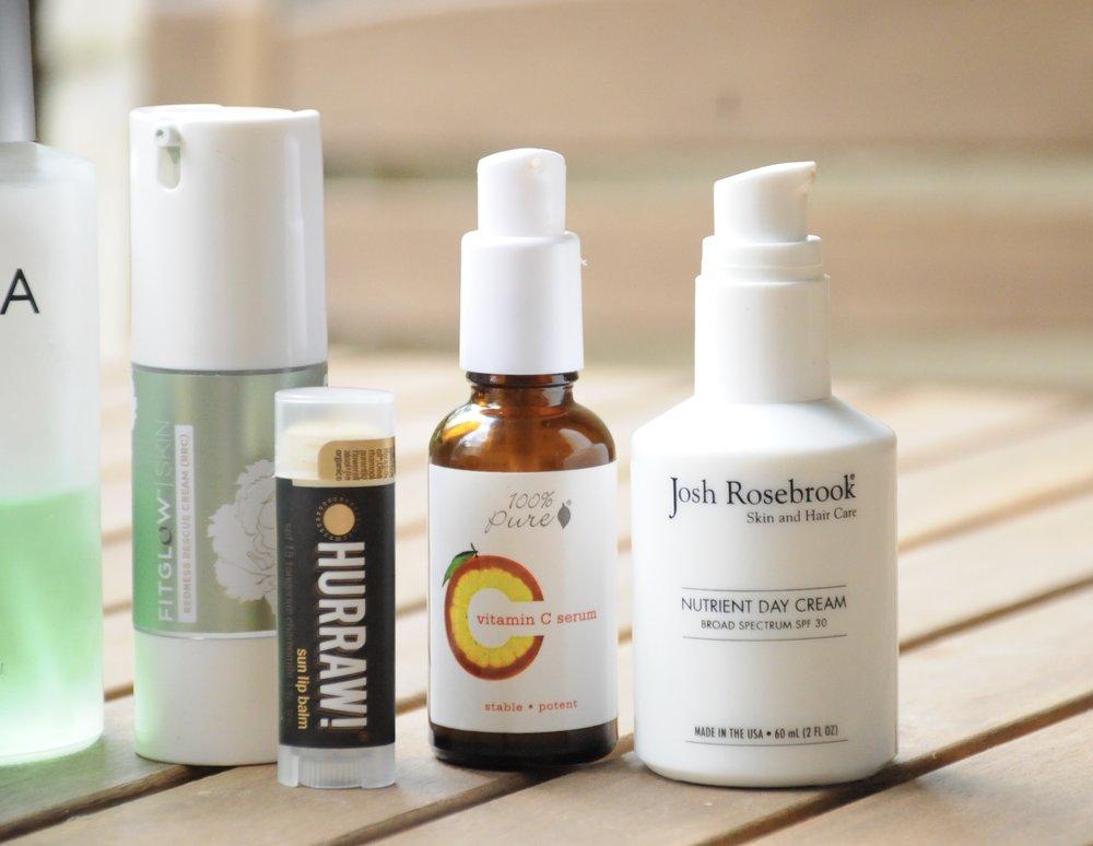 Non Toxic Summer Skincare