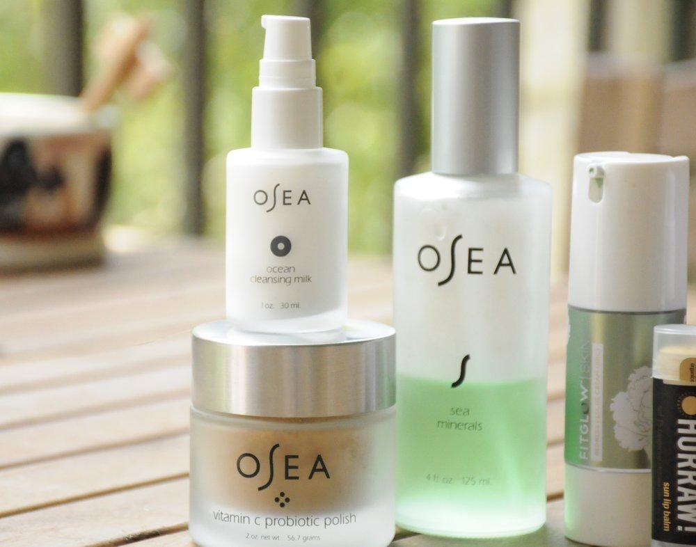 Non Toxic Summer Skincare Osea