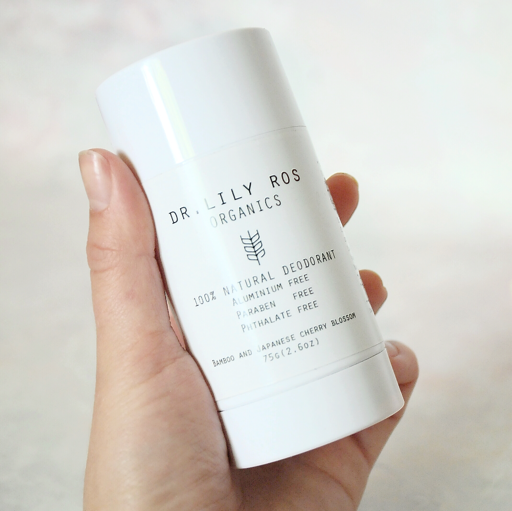 Dr. Lily Ros Deodorant Review