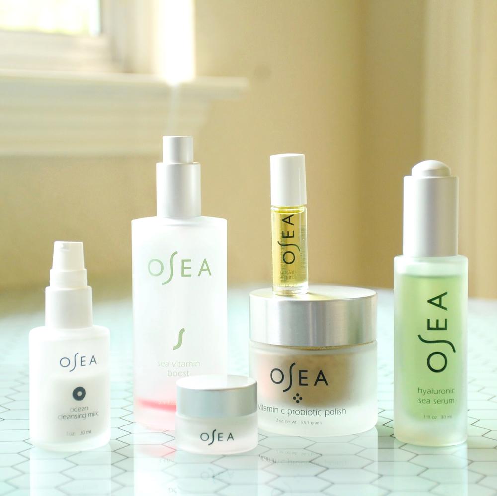 Osea Malibu Routine Sensitive Skin Review