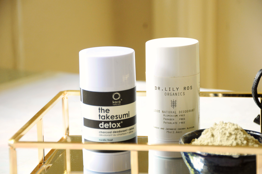 Natural Deodorant Routine That Works