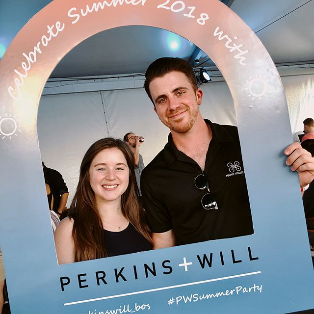 Thanks to the friends + family who joined in our annual Summer Celebration! Swinging, playing, talking, and laughing together - the perfect way to cap off the summer! #perkinswill_people