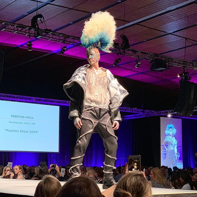 We're still riding the high of last week's @iidane 2018 Fashion Show! For the 20th Anniversary Show, our concept explored the visionary styles that will emerge in the *next* twenty years. Congratulations to our team for a fantastic entry, winning both Best Hair and Makeup AND Best Red Carpet Look! #reflectionxx18