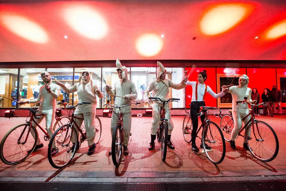 Ideaa, Not Theories & Its Bicycle Orchestra_Reynaliz Herrera_Illuminus 2017_Photo by Aram Boghosian.jpg