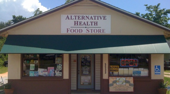 Alternative Health Food Store