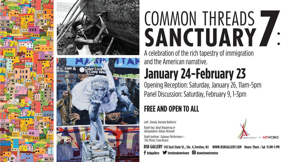 Common Threads 7:  Sanctuary
