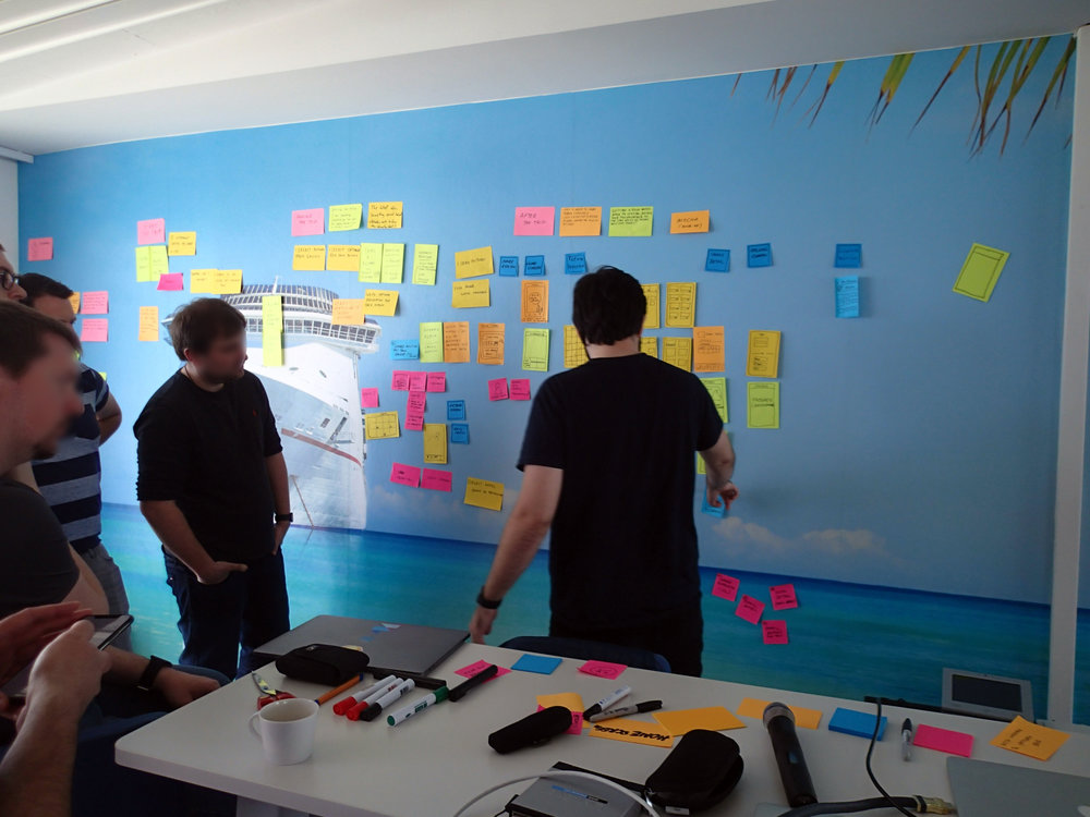Facilitating the Design Sprint