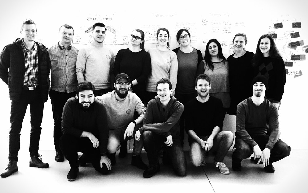 design team @ HolidayCheck