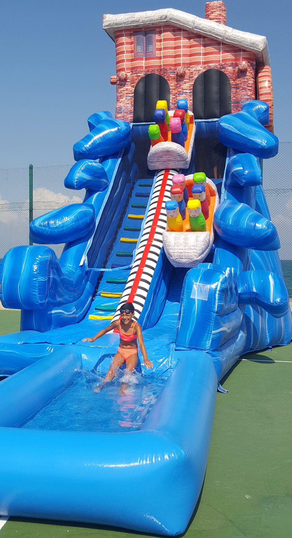 Water Inflatables Ac Inflatable