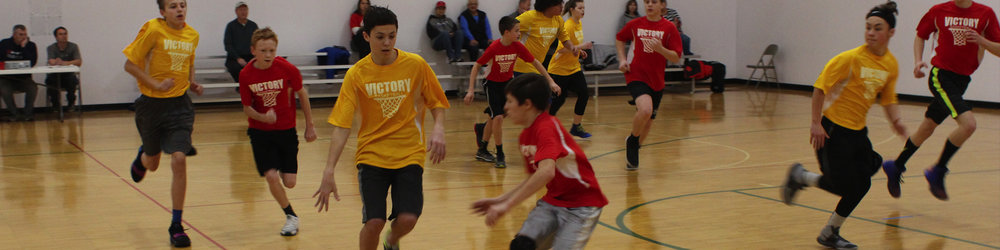 YOUTH BASKETBALL -