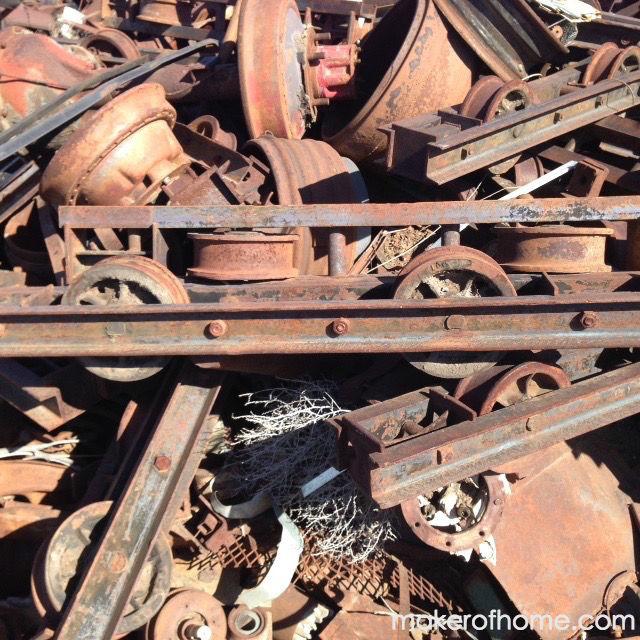 Rusty Steel 2