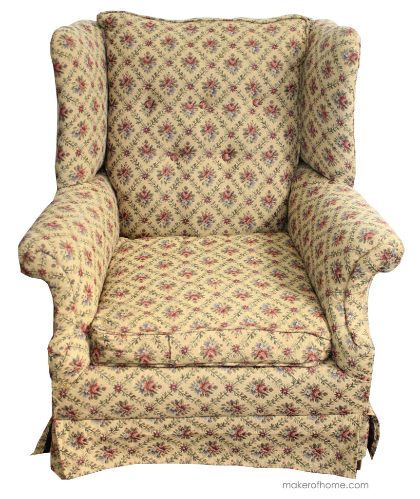 Shannon's Chair Was
