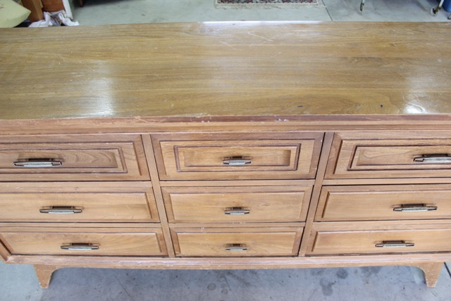 Dresser Before Above