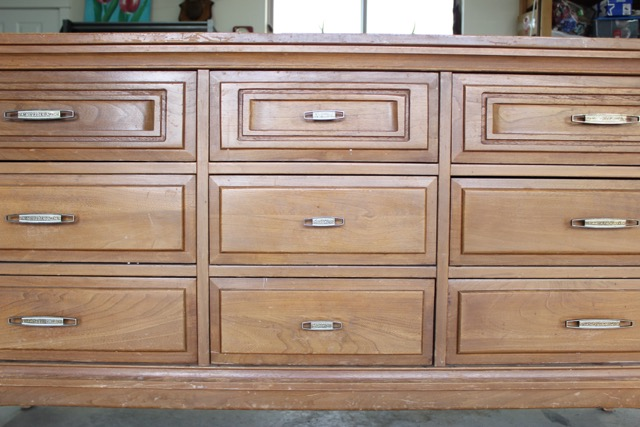 Dresser Before Mid