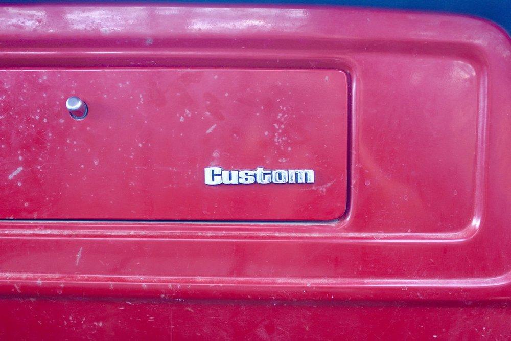 F100 Custom
