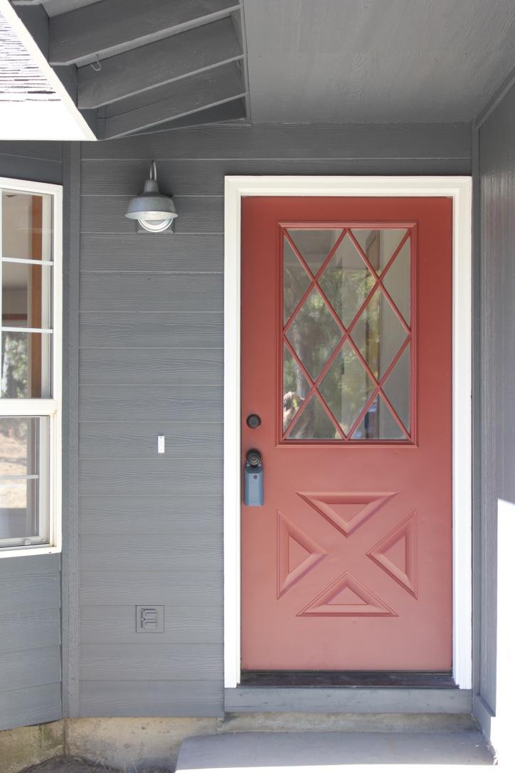 Iro Red Door