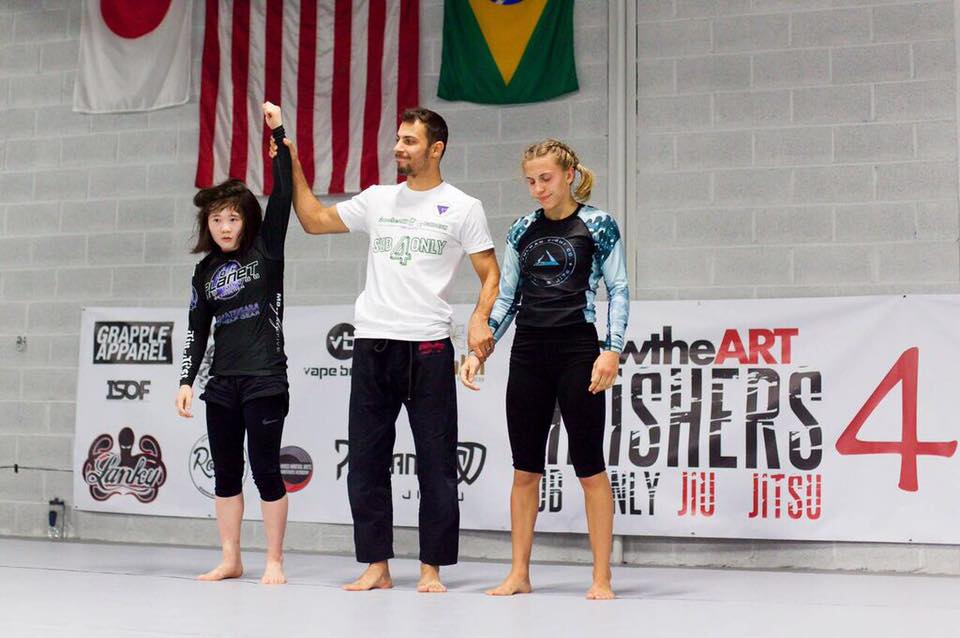Finishers TV - is your new source of Jiu Jitsu techniques brought to you by world class grapplers for only $6 a month! Sign up today and recieve UNLIMITED access to our entire library of Jiu Jitsu techniques, seminars, and much more!