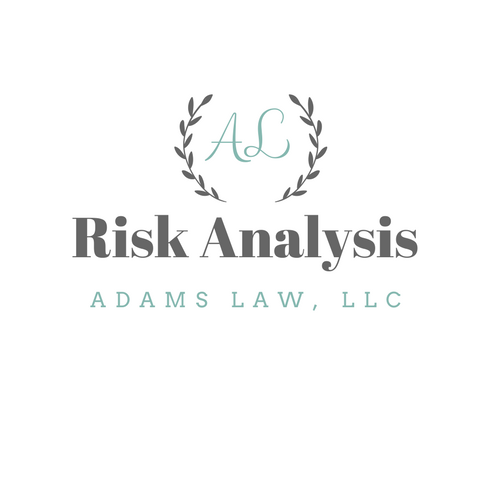 Risk Analysis - As an expert in risk, Michelle Adams can help to protect your professional practice, retail location or small business. A Risk Analysis is a project based service that we can tailor to the unique needs of your business. Analyzing your level of risk and preventing accidents and lawsuits is a high level service that will optimize your business.You may need Policies and Procedures or a Refund Policy. There are many ways to decrease your risk, so let's chat!