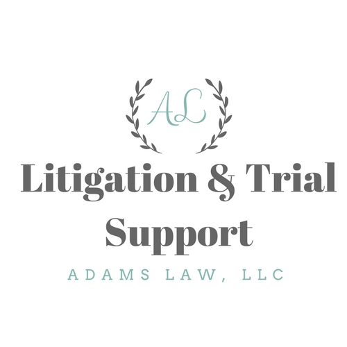 Need help with your case? - I actively and passionately litigated civil matters for over 20 years, including jury trials and appeals. Need a co-counsel for your case? That's my jam. Don't go it alone. I don't take on my own litigated cases any longer as my practice is dedicated to helping my colleagues. Let's connect and work together as a team.