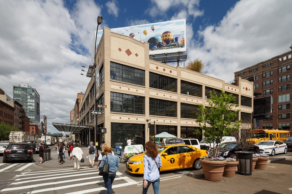 Apple's Meatpacking Store
